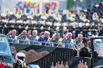 纪念抗战胜利73周年:致敬那场不屈的战争