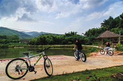 博罗县公庄镇南梅民宿周边风景
