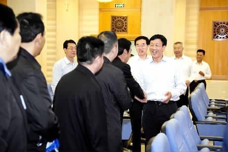 曹建明:统筹谋划西藏检察工作 全面提升援藏工作水平