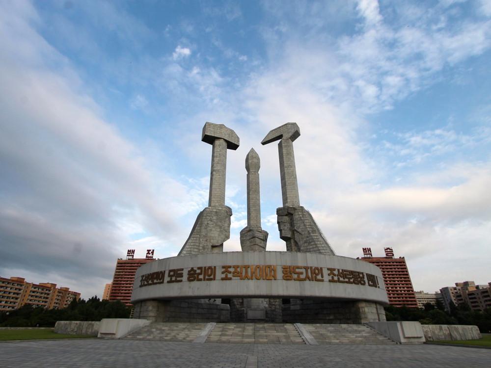 盘点朝鲜地标建筑:华丽壮观风格独特(高清组图)