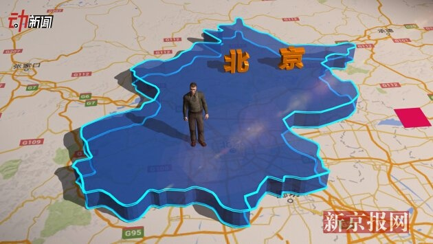 3D大数据呈现:到底谁买走了北京的房子