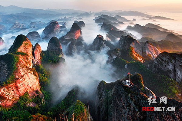 十三五邵阳将实施40个重大旅游项目 总投资超
