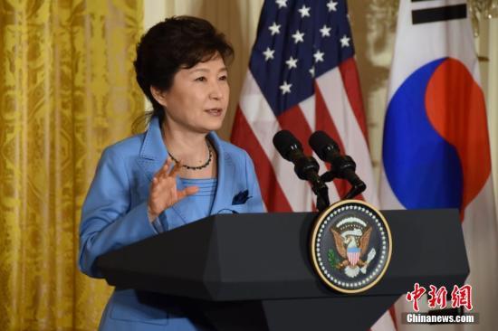 亲信涉腐干政 朴槿惠支持率首次跌至20%以下