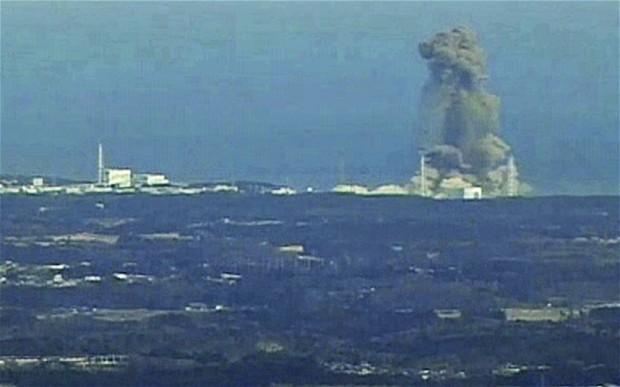 日本福岛核电站事故