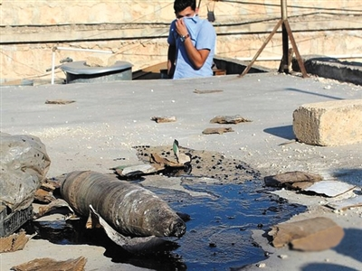 联合国报告称叙利亚现毒气战 IS使用嫌疑最大