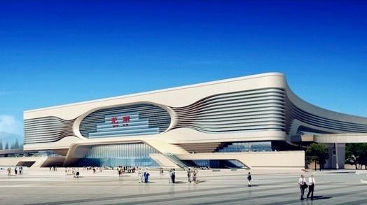 芜湖新火车站站台11月9日启用 部分线路调整