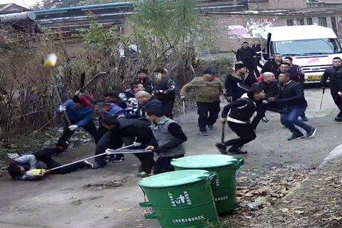 河北燕郊拆迁村两天内8人被砍