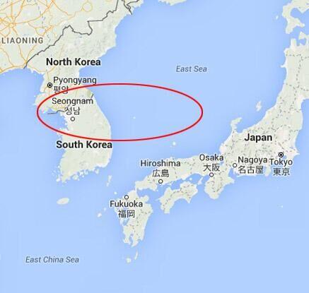 谷歌地图没有标注韩国首都 首尔市政府要求改