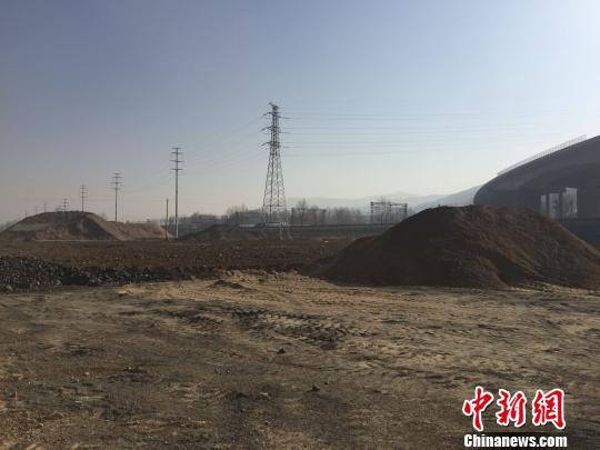 多部门联合管控西宁市扬尘 建筑工地污染仍严重图片