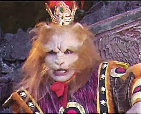 西游记里的黄狮精作为一个妖怪