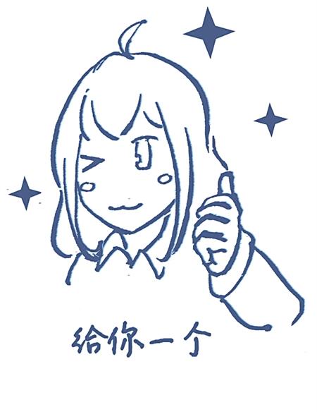 动漫 简笔画 卡通 漫画 手绘 头像 线稿 450_584 竖版 竖屏