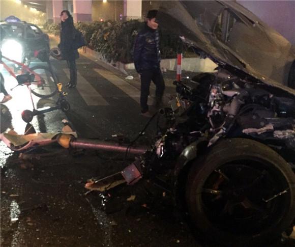 gtr车祸涉事司机涉危险驾驶被刑拘 伤者脱离生命危险