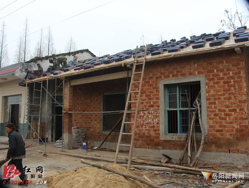 华容县创建 美丽乡村 集中建房出亮点