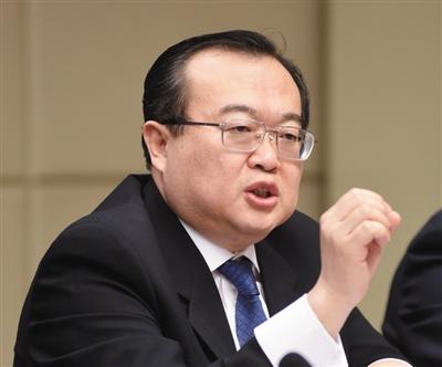 国家预防腐败局副局长、中央纪委国际合作局局长刘建超图/IC
