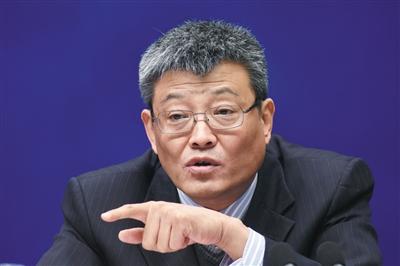 监察部副部长肖培图/CFP