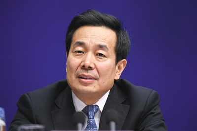 中央纪委宣传部部长陈小江图/IC