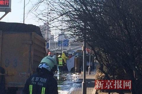 现场图片。新京报记者 林斐然 摄
