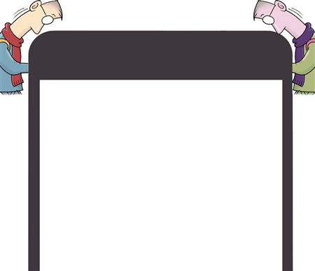 ppt 背景 背景图片 边框 模板 设计 相框 450_388