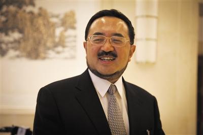 全国人大代表、重庆市律师协会会长韩德云。韩德云供图