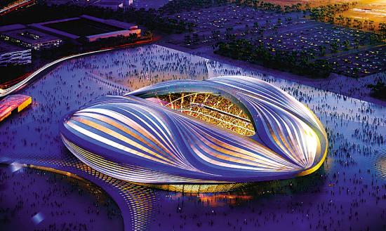 世界建筑设计大师扎哈·哈迪德去世