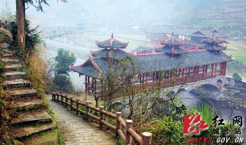城步两镇入选湖南省特色旅游小镇