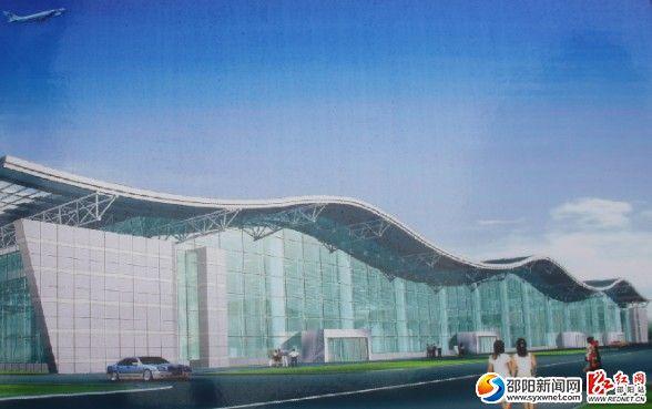 邵阳武冈机场连接线推进建设今年10月试飞通航