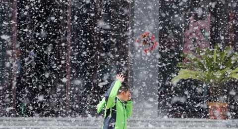 """数据帝:4月里的""""暴雪""""红色预警来了"""
