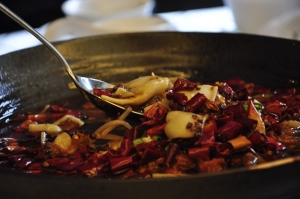 海鲜蒸桑拿 汤才是精华