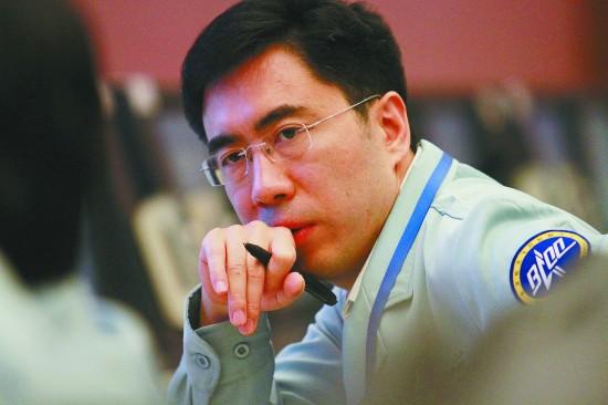 北京飞控中心副主任李剑。