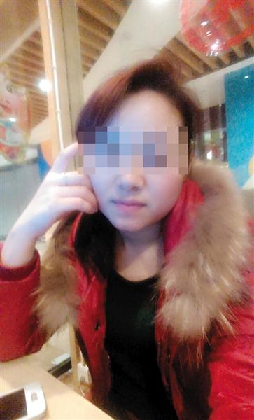 李云(化名)受伤前照片。网络截图