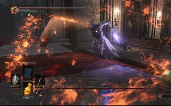 《a打法之魂3》打法沙利万攻略教宗教宗沙利万笔画图攻略一图片