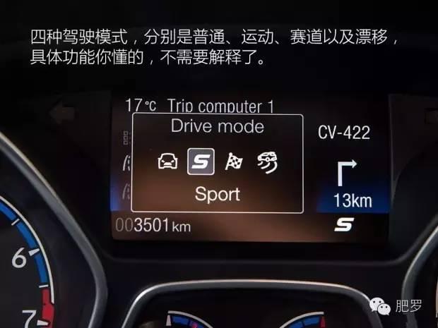 福克斯RS 只是键盘车神的网红?