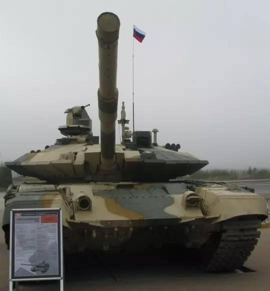 俄罗斯新型主战坦克T90AM