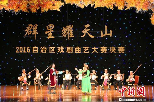戏剧曲艺大赛_2014湛江首届《紫荆花奖》戏剧曲艺大赛在市