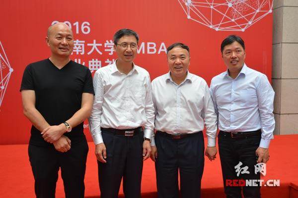 在湖南, 民企科技创新有保障