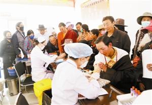 6位藏族同胞将在深接受公益援助治疗