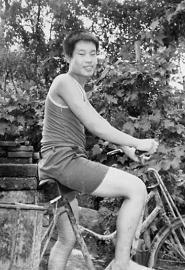 聂树斌被逮捕前拍下的照片