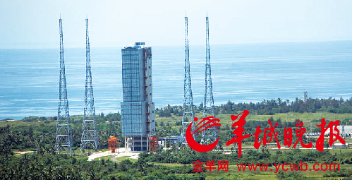 ... 晚记者探秘文昌发射基地|发射场|基地|火箭_新浪新闻