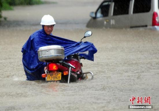"""""""最强""""暴雨来袭 南铁全面启动Ⅳ级应急响应"""