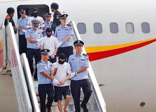 2012年8月25日,37名涉案犯罪嫌疑人被中国警方从安哥拉押回北京。