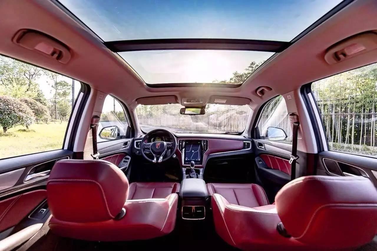 荣威RX5能否成为SUV市场最强杀手锏 新浪汽车 -荣威RX5开启 品价比高清图片