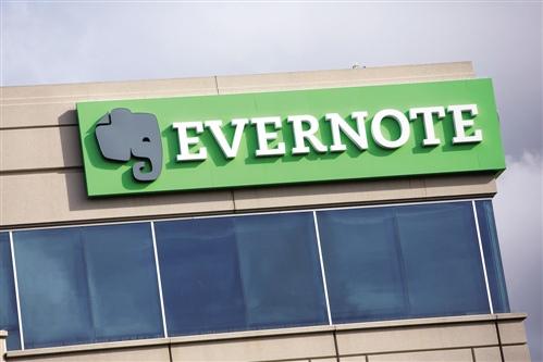 """""""独角兽""""Evernote:团队调整完成""""瘦身""""进阶图片"""