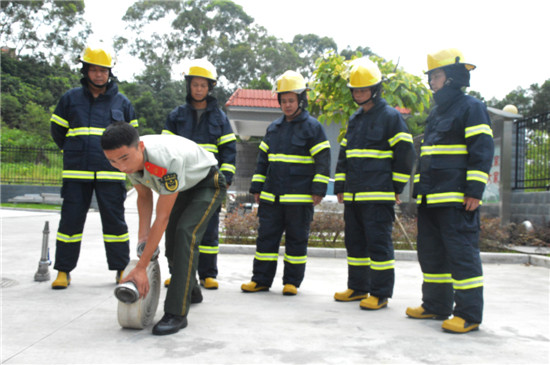 厦门市海沧区强化夏季火灾防控工作纪实