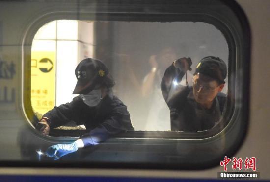 台铁爆炸案移审 嫌犯林英昌被裁定羁押(图)