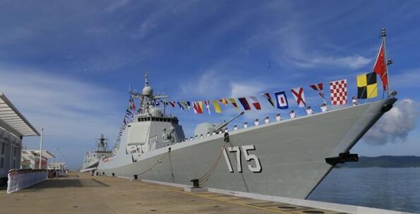 原标题:专家:银川舰或将编入新航母编队 南海