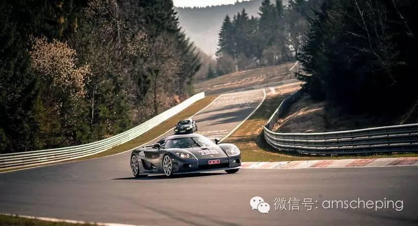 有车想刷掉918 Spyder在北环的6分57秒