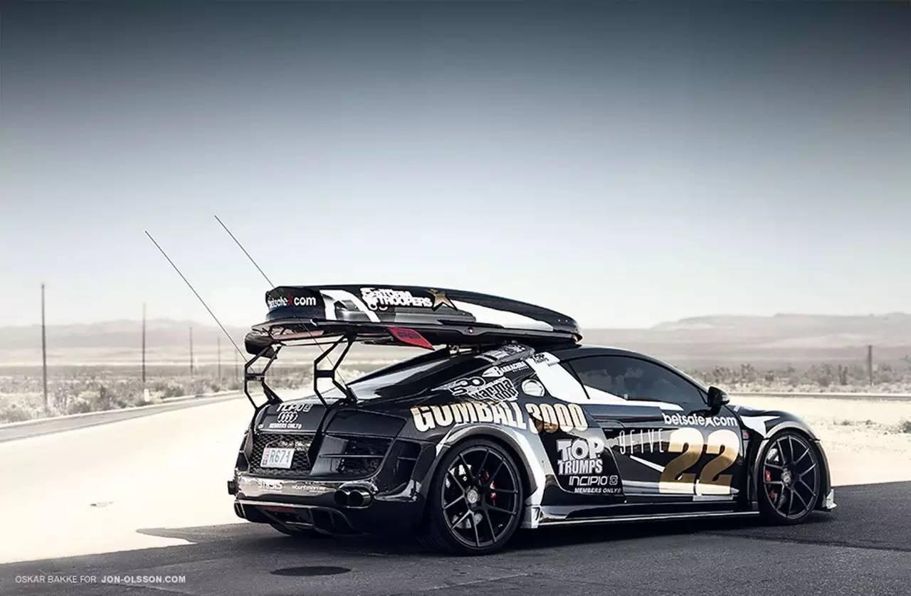 千匹旅行车RS6 DTM背后的那些事儿