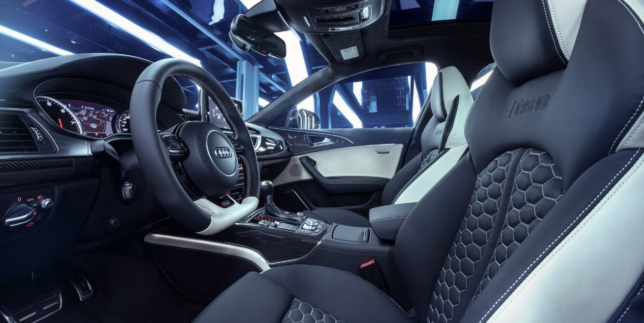 160万起的RS6 Avant 存在为专治各种不服