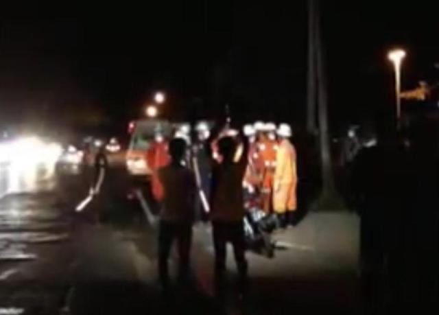 美国驻缅甸使馆传出爆炸 救援到后却发现是虚惊