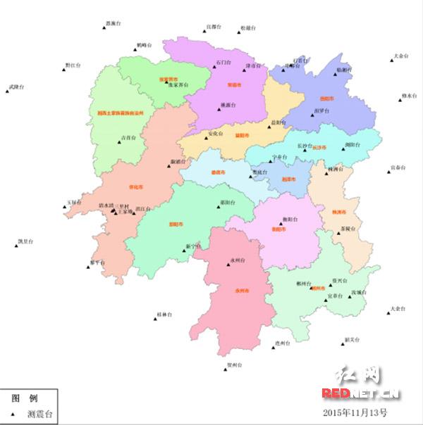 权威发布:网传湖南近期发生大地震不可信
